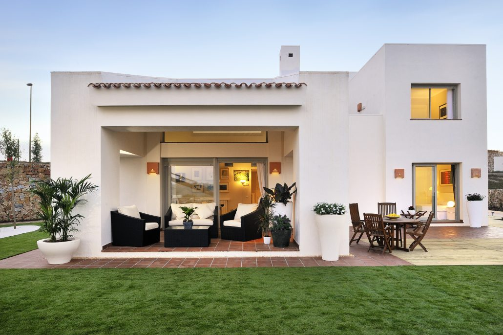 Las Colinas Golf Course 4 bed luxury villa spain