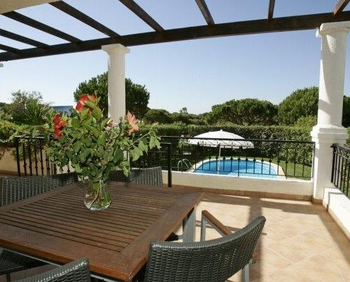 Vale do Lobo 3 bedroom Villa Portugal Golf Break
