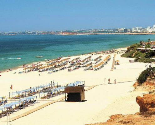 Vale do Lobo Resort beach 1 bedroom standard apartment Portugal golf break