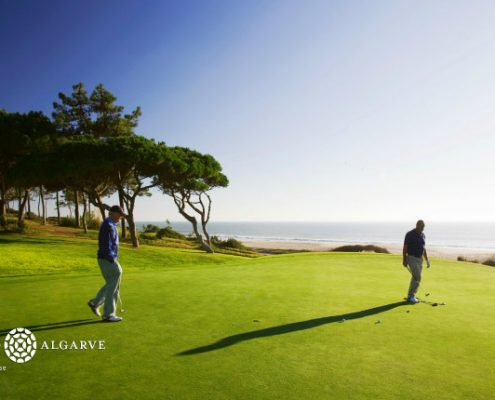 Vale do Lobo Golf Resort Algarve Portugal golf break