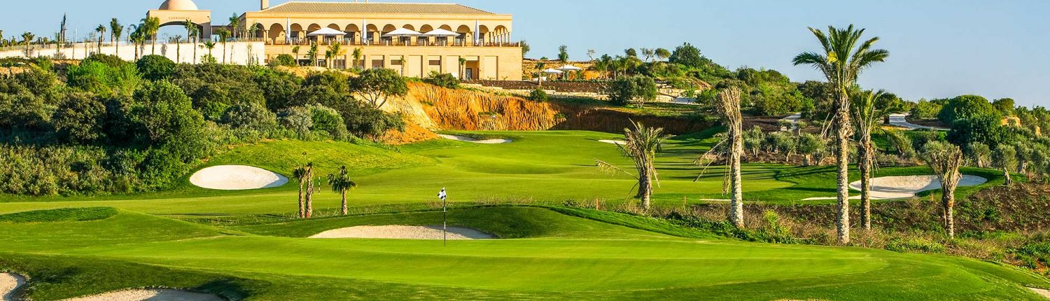 Amendoeira Golf Resort Faldo course Portugal